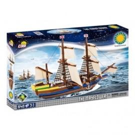 COBI SMITHSONIAN Loď Mayflower, 640 k, 3 f