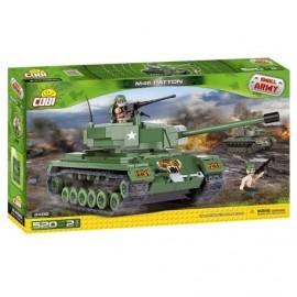 COBI II WW M46 Patton, 520 k, 2 f