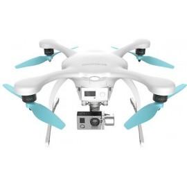 Ehang GHOSTDRONE 2.0 Aerial – bílá barva (Android + iOS) + SMART Baterie
