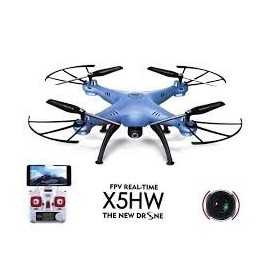 Syma X5HW 2,4 GHz s WiFi kamerou a barometrickým výškoměrem