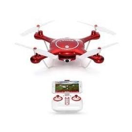 Syma X5UW 2,4 GHz s WiFi HD kamerou, barometrem a možností létat naklápěním telefonu