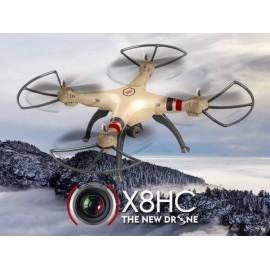 SYMA X8HC HD kamera + barometr
