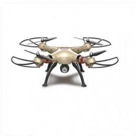 SYMA X8HW DRON S WIFI FPV PRO PŘENOS VIDEA S FIXACÍ VÝŠKY ZLATÁ