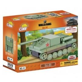 COBI WOT Nano Tank SU 85, 63 k