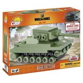 COBI WOT Nano Tank M46 Patton, 66 k