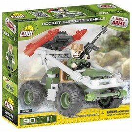 COBI Small Army Support rocket vehicle 90 hp, 1 f