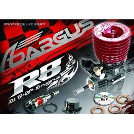 Argus R8, 5+2P Off -Road Competition Engine(Turbo)