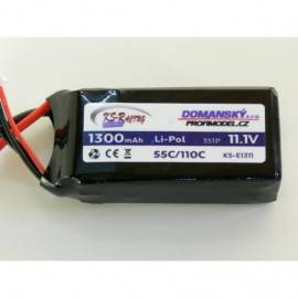 Li-pol 1300 / 11,1 / 55/110C