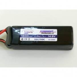 Li-pol 1800 / 14,8 / 55/110C