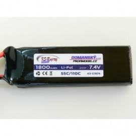 Li-pol 1800 / 7,4 / 55/110C