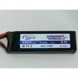 Li-pol 3300 / 11,1 / 55/110C