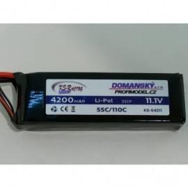 Li-pol 4200 / 11,1 / 55/110C