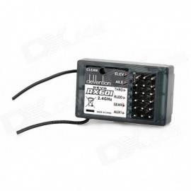 RX601 přijímač pro vysílačku Devo 7, Devo 7E, Devo 10