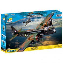 COBI II WW Vickers Wellington Mk I, 560 k, 2 f