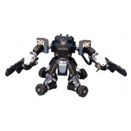 """Walker Pamuk Robot - Black"""""""