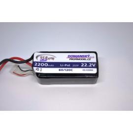 Li-pol 2200 / 22,2 / 60/120C