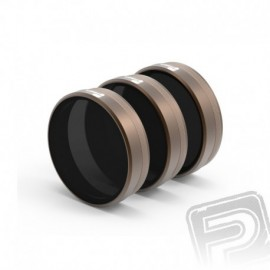Phantom 4 PRO - sada filtrů ND4/PL, ND8/PL, ND16/PL
