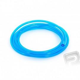 Palivová hadička benzínová (6 x 3.5 mm), modrá, 2M