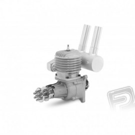 Motor GP STD 88 ccm včetně tlumiče a příslušenství