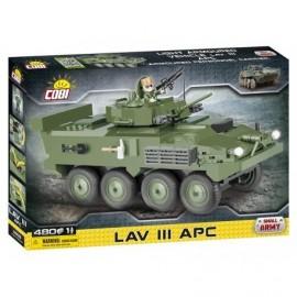 COBI Small Army LAV III APC, 480 HP, 1 f