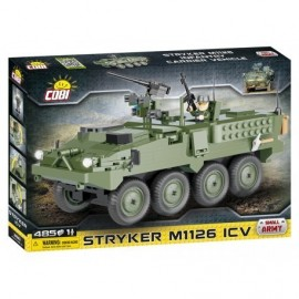 COBI Small Army Strycker ICV, 485 k, 1 f
