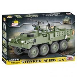 COBI Small Army Strycker ICV, 485 k, 1 f