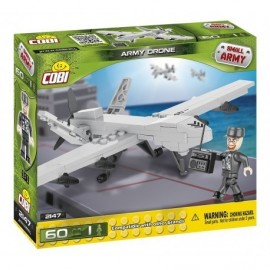 COBI Small Army Dron 60 k, 1 f