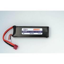 Li-pol 2250 / 7,4 / 55/110C
