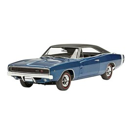 Plastic ModelKit 07188 - 1968 Dodge Charger R / T (1:25)