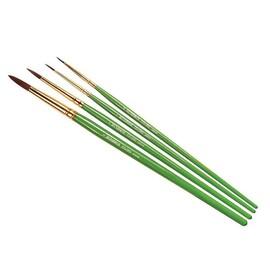 Humbrol Coloro Brush Pack AG4050 - sada štětců (velikost 00/1/4/8)