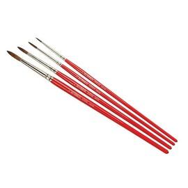 Humbrol Evoco Brush Pack AG4150 - brush set (size 0/2/4/6)