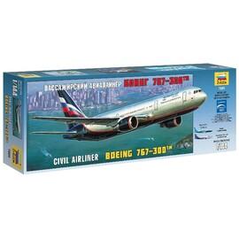 ZVEZDA 7021 Boeing-787-9 Luftfahrzeuge Modellbausatz 1:144