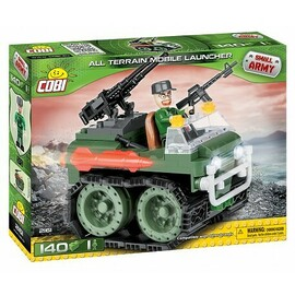 COBI Small Army Mobile Missile 140 k, 1 f