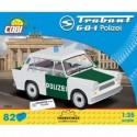 COBI TRABANT 601 Polizei, 1:35, 82 k