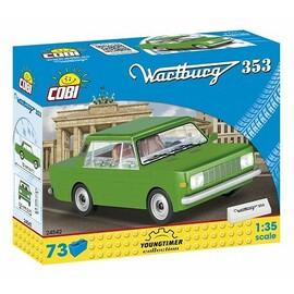 COBI YTC Wartburg 353, 1:35 73k