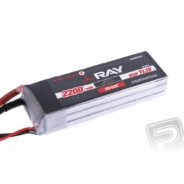 G4 RAY Li-Po 2200mAh / 11.1 30 / 60C Air pack