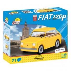 COBI YTC Polski Fiat 126p, 71k