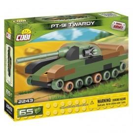 COBI Small Army Nano PT-91 Twardy, 65 k