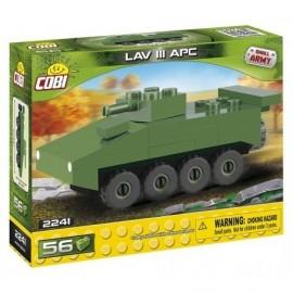 COBI Small Army Nano LAV III APC, 56 k