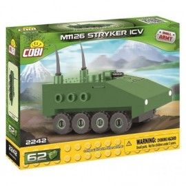 COBI Small Army Nano M1126 Stryker ICV, 62 HP