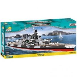 COBI II WW Bitevník Tirpitz, 1:300, 1982 k