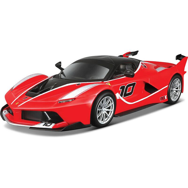 Bburago Ferrari FXX-K Race Car Red 1//24