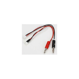 E-Flite charging cable with JST-PH / JST-XH banana