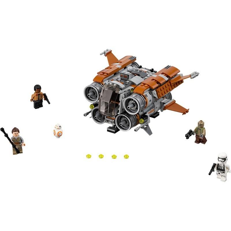 LEGO Star Wars - Ship Quadjumper from Jakku - Profimodel cz