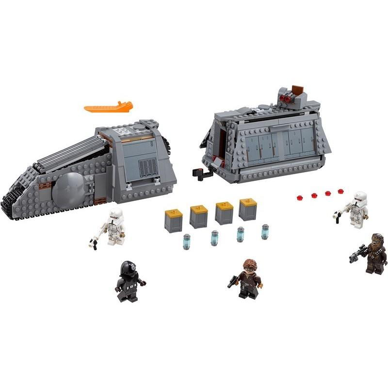 Lego Star Wars Conveyex Transport Imperium Profimodelcz