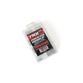 Traxxas set of stainless steel parts: TRX-4