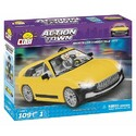 COBI ACTION TOWN Závodní auto GTS, 109 k, 1 f