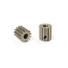 Ocelový tvrzený pastorek 13 zubů (modul 48DP)