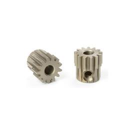 Ocelový tvrzený pastorek 13 zubů (modul 0,6)