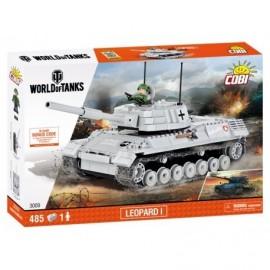 COBI WOT Leopard 1, 485 k, 1 f